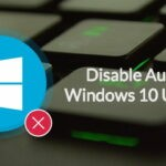 disable windows 10 updates permanently