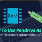 Use Pendrive As RAM