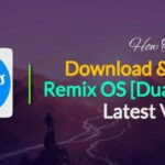 Install Remix OS Dual Boot
