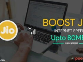 How To Increase Jio Speed upto 82MBs