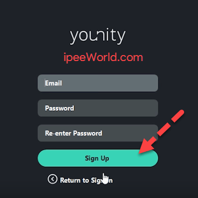 Register For A Younity Account