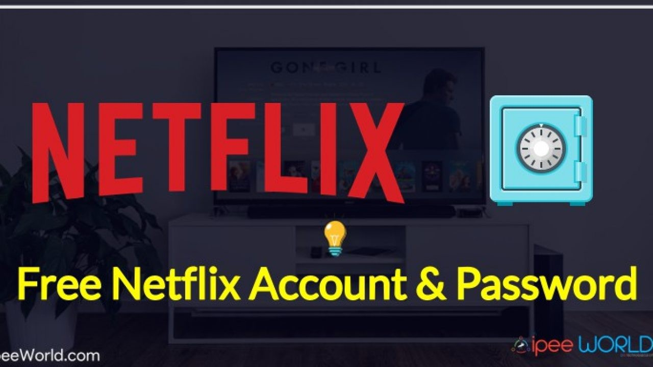 Free Netflix Premium Account Cookies Passwords Working 2020