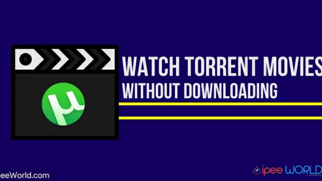 How To Stream Torrent Movies Videos Without Downloading Vlc Easily