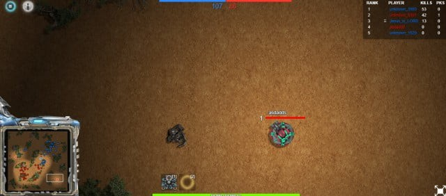 tactiscore browser game