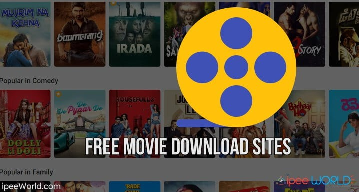 free movie download sites