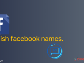 stylish facebook names