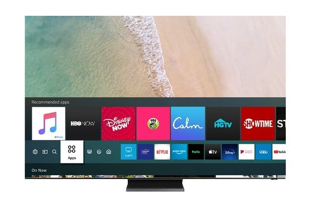 apple music now available on samsung smart tvs