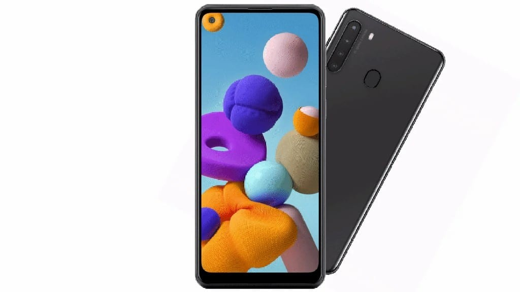 galaxy a21 s leaked specs