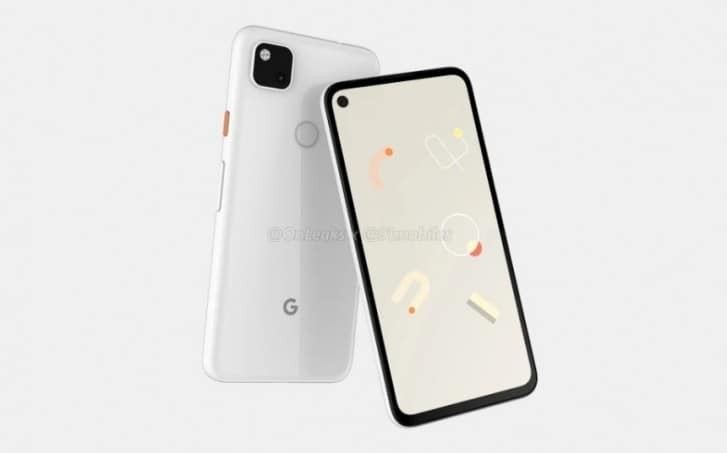 google pixel 4a features leaked