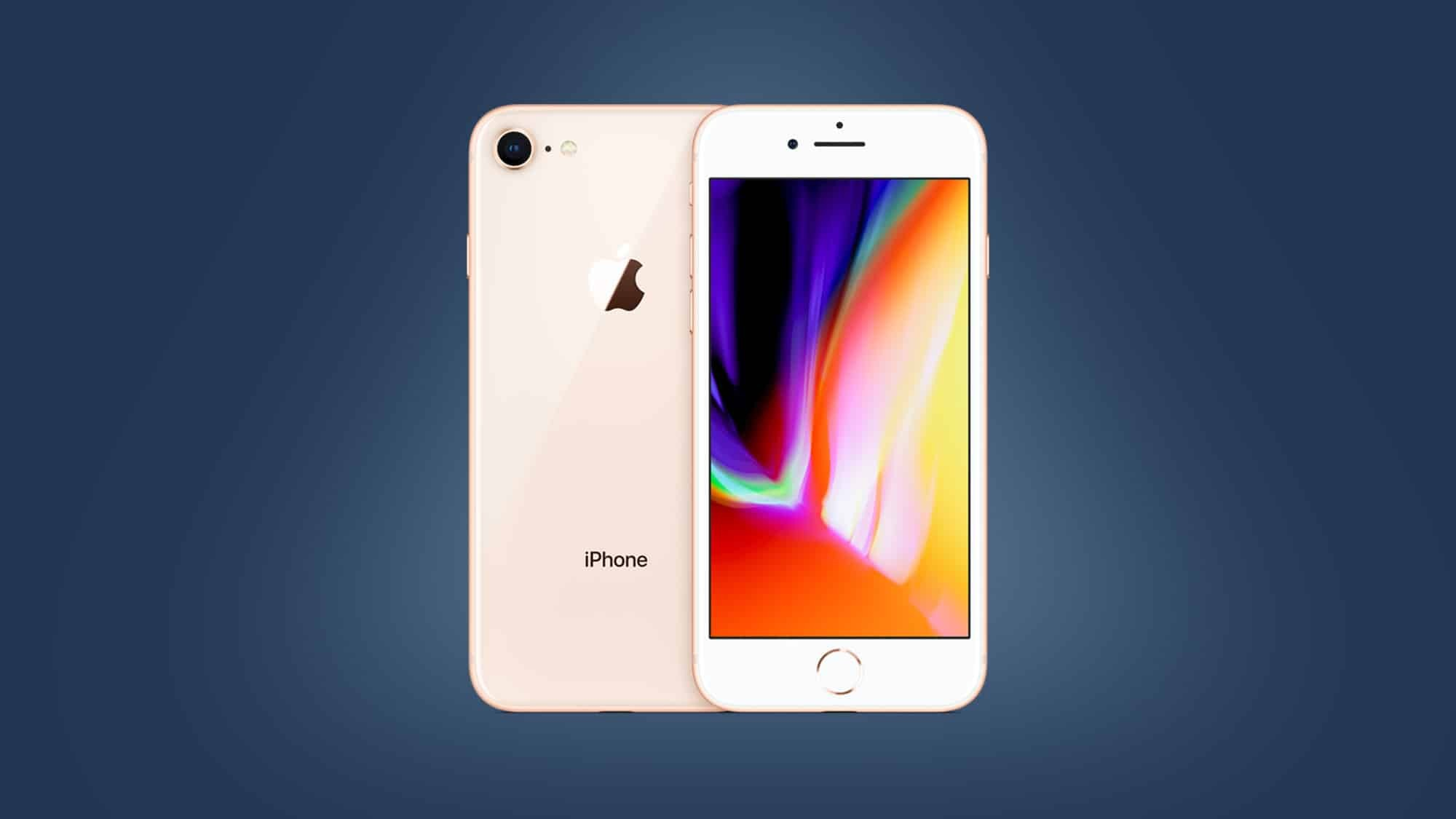 iphone 8 discontinued in india