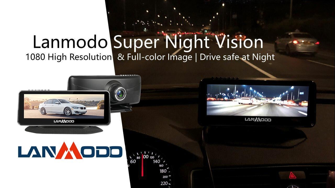 lanmodo night vision system