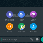 whatsapp gets messenger rooms integration