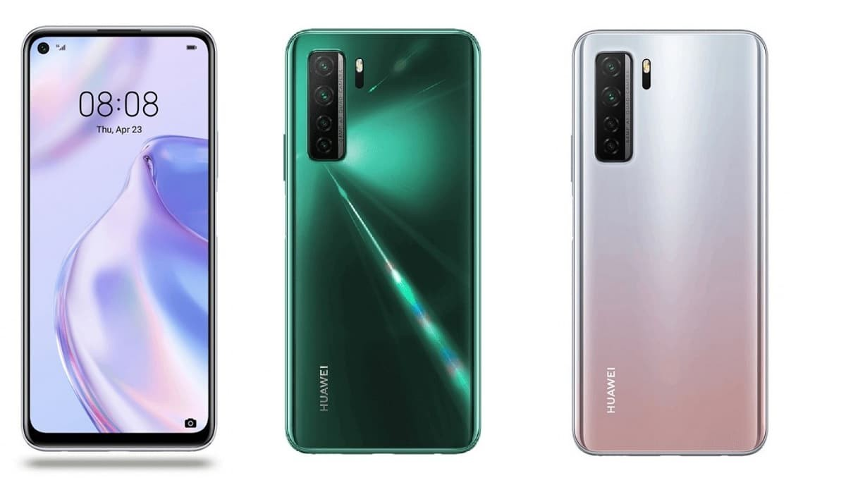 Huawei P40 Lite 5G Launched