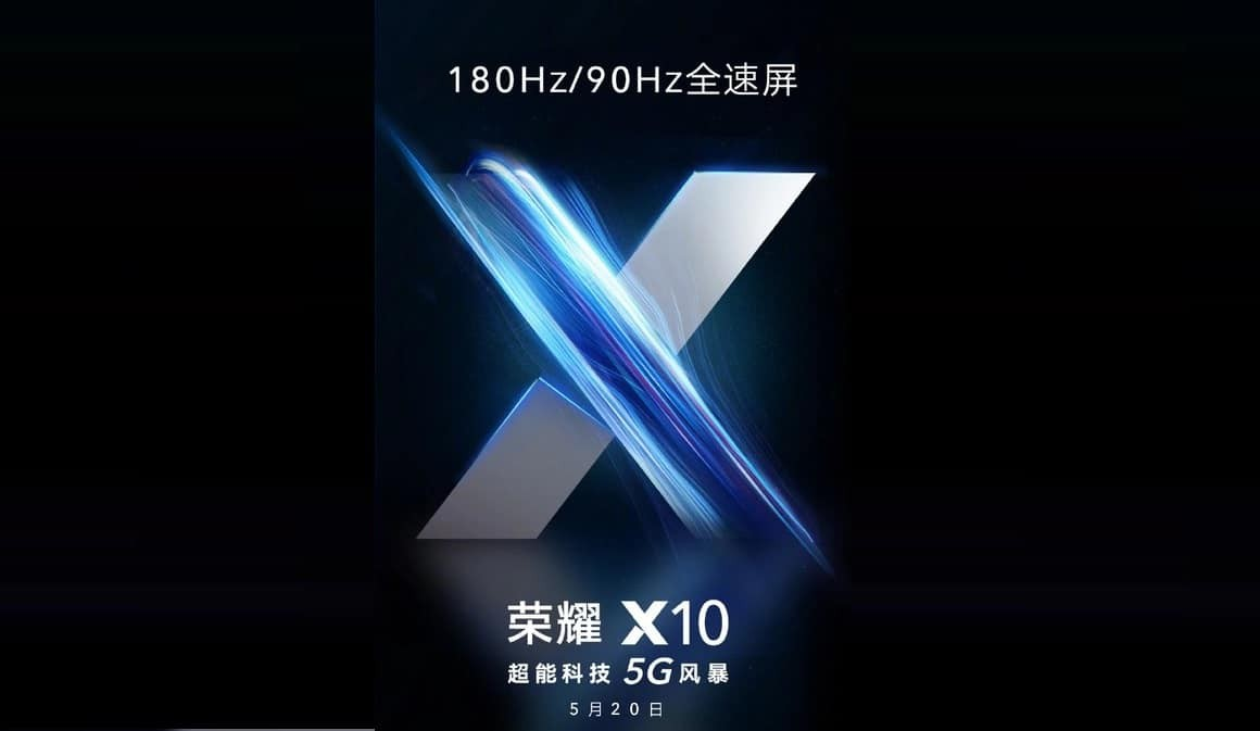 honor 10x 5g leaked specs