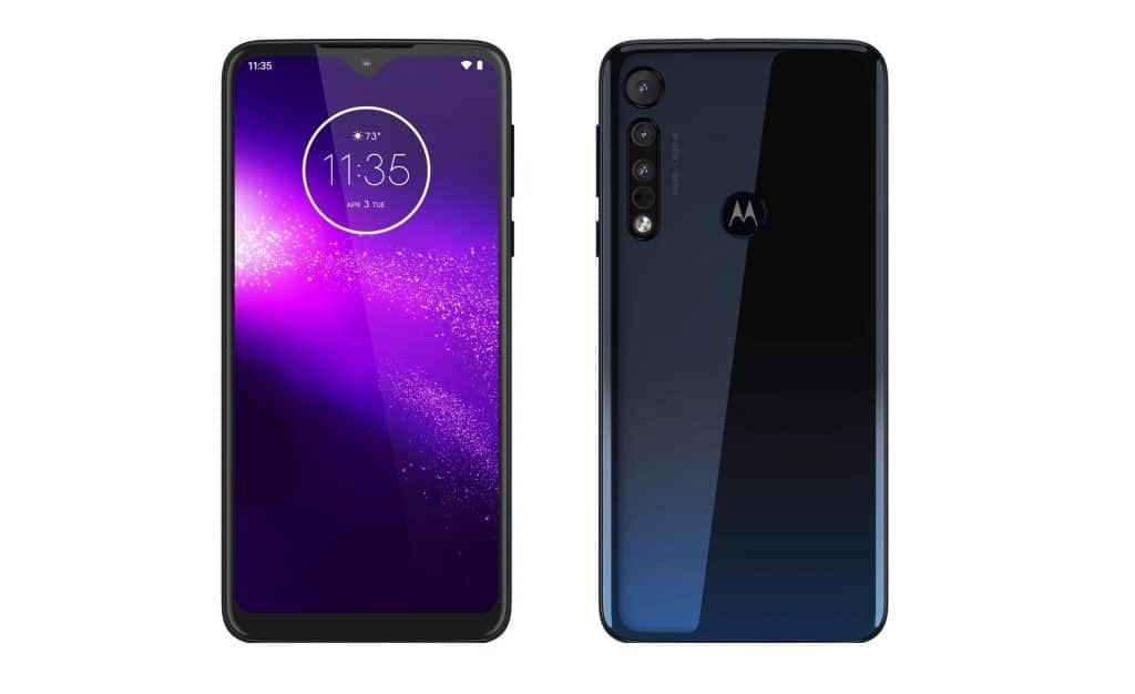 Motorola One Fusion and Plus