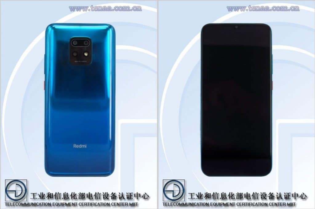 Upcoming Redmi 5G Smartphone Specs Leaked