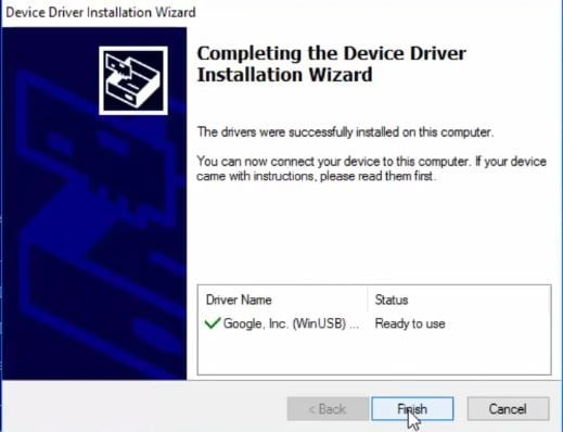 Easily Install ADB and Fastboot Driver on Windows