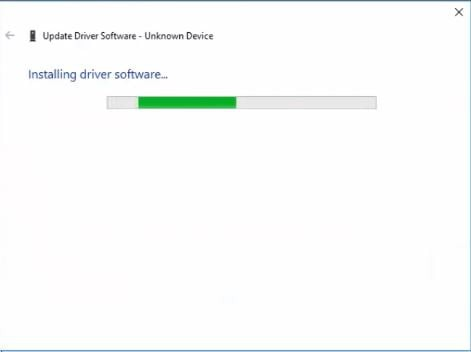 Installing Android Device driver