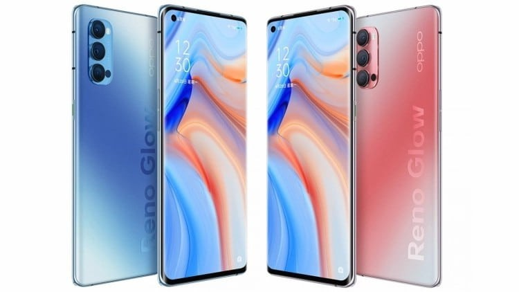 Oppo Reno 4 Series launched