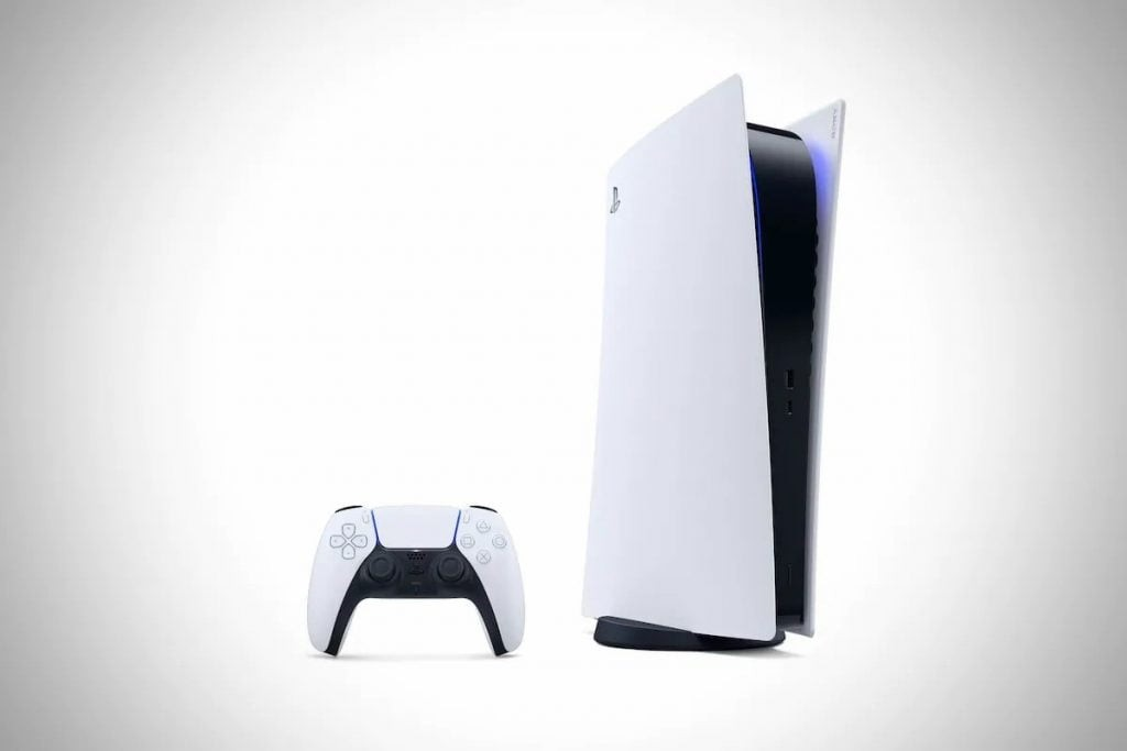 playstation 5 new design unveiled