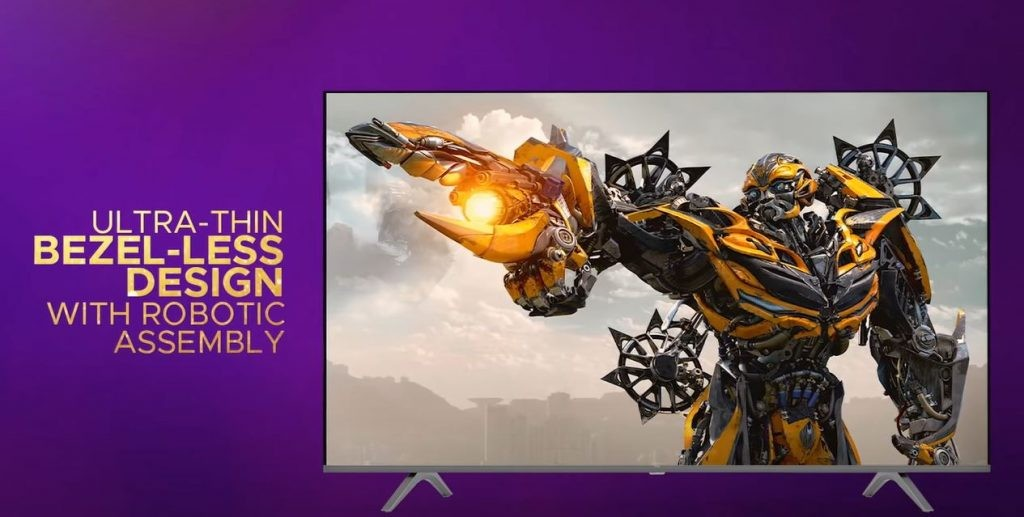 Vu 4K smart tv series launched in India