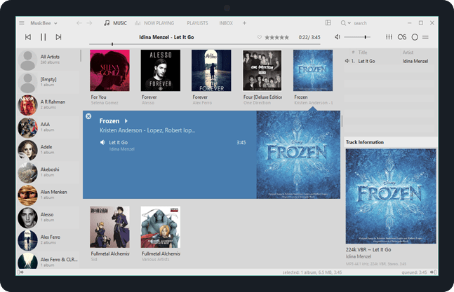 musicbee for windows