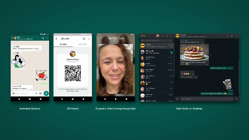 New upcoming WhatsApp Features