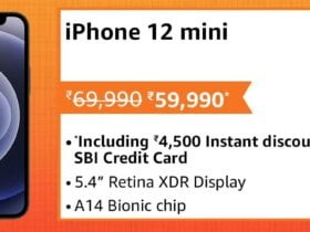 iphone 12 mini republic day deal