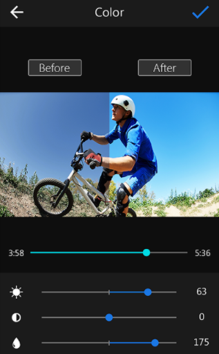 actiondirector video editor for android