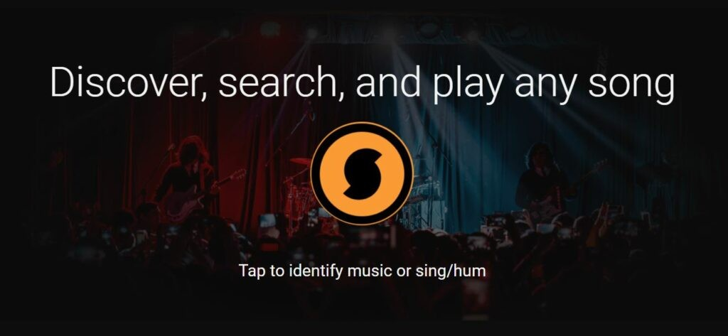find songs with midomi