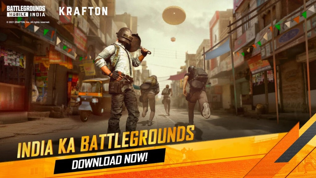 Battlegrounds Mobile India APK and OBB
